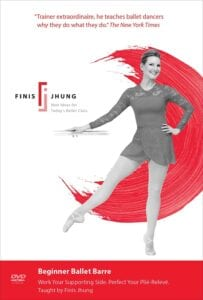 Beginner Ballet Barre with Finis Jhung and Melissa Elstein, Instructional Ballet Video